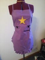 Lumpy Space Princess Apron by heythere-hithere