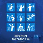 Brain Sports - tee by InfinityWave