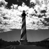 Hatteras Lighthouse I by rdungan1918