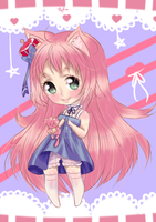 Nya by Eve--chan
