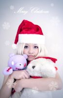 Nyotaria Russia Christmas Ver by glas-of-ice