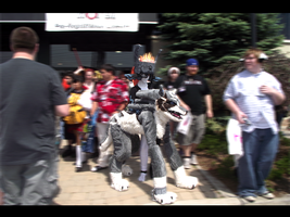 AnimeNorth 2010 - Link n Midna by NailoSyanodel
