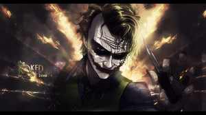 THE JOKER - FORUM SIGNATURE by bryanaldrin