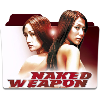 Naked Weapon 2002 Folder icon by sonerbyzt