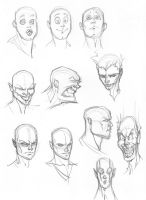 tons of studies 2 by igm-transformer