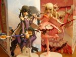 My cute figures of Prisma Illya by Prismbell