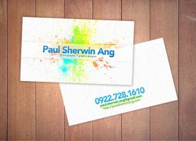 Business Card by technodium