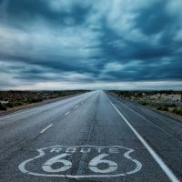 Route 66 - I - Stock by Walking-Tall