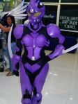 Female Guyver by izabelcortez