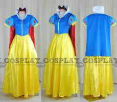 Snow White Costume by Cosplayfu