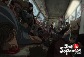 Joe is Japanese by delucia44