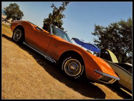 71 Corvette by Car-Crazy