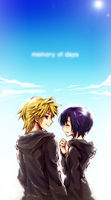 Memory of Days by arielucia