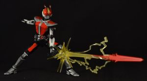 Ore no Hissatsu Waza - Part Figuarts! by Tformer