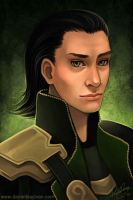Loki by daniellesylvan