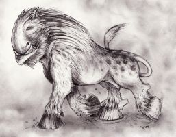 Bearded Chiseltooth by TBrennan