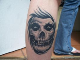 misfits 1 by tattoos-by-zip