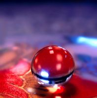Red Drop by Birthstone