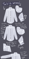 Small Guide to Striped Shirts by DimeSpin