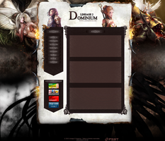 Lineage 2 Dominium - PROJECT WEBSITE by diegowd