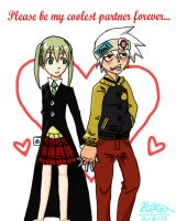 Soul Eater: Coolest Partner by NiKa83192