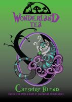 Wonderland Tea: Cheshire Blend by KM-cowgirl