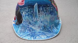 Hard Hat (Complete) -Front- by Jenni-san