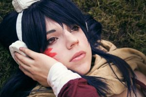 Lal Mirch Cosplay: I have changed. by MomoeHamaguchi