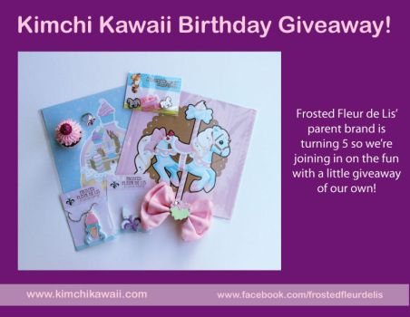 Frosted Fleur de Lis Giveaway! by FrostedFleurdeLis