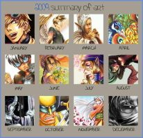 2009 in Review by euclidstriangle