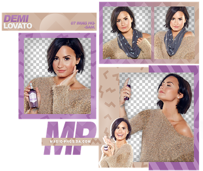 PACK PNG 963| DEMI LOVATO by MAGIC-PNGS