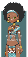 Adoptable 02 - CLOSED by orsylle