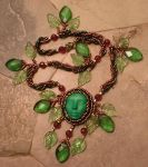Forest Fairy Necklace by jardan