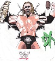 Triple H by RamboVerde