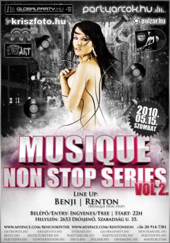 Musique Non Stop Series Vol.2 by Palee1989
