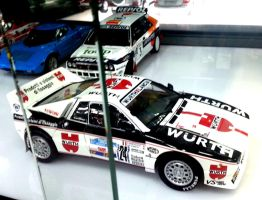 Mid Engined Rally Legend by toyonda