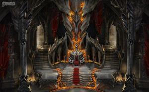 Throne Room by Minionplz