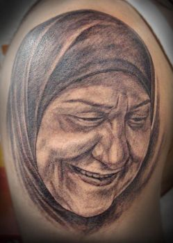MOM tattoo by BoyWithWings