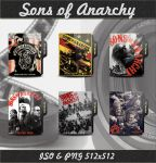 Sons of Anarchy by lewamora4ok