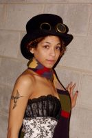 Steampunk Oona by RusstheRab
