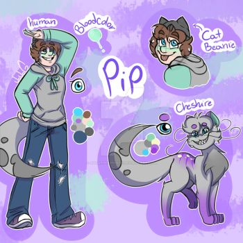 Pip Reference by Sugarpeaprince