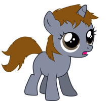 Filly Little Pip by slowlearner46