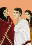 Dornish Siblings by InTheArmsOfUndertow