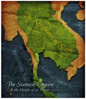 Civilization 5 Map: Siam by sukritact