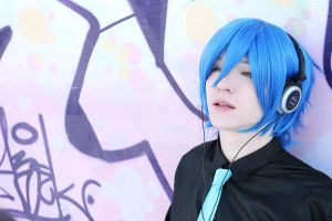 Kaito Shion cosplay by lucky-pain