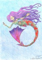 Mermaid by nightspirit174