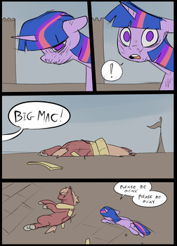 MLP Project 609 by Metal-Kitty