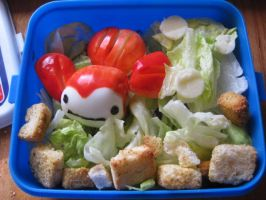 bento gold fish by jimnicircket