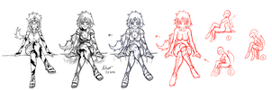 Character Fixing04 by Nsio