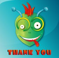 thank you by R1Design